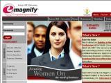 e-Magnify.com :: Página oficial del Centro de Educación Nacional para las Mujeres en los Negocios, de la Universidad Seton Hill. Con énfasis en emprendimiento, ofrece acceso conveniente a recursos, oferta educativa, artículos y consejos prácticos.