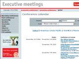 EconomistConferences.com :: Conferencias y eventos interactivos para altos ejecutivos, del grupo editorial de la revista Economist