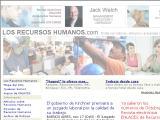 LosRecursosHumanos.com :: Noticias sobre empleo, trabajo, recursos humanos, empresas, comunicaciones internas, compensaciones y beneficios,  ministerio de trabajo,  administración, seguridad en el trabajo, estrategia, alta dirección y más.