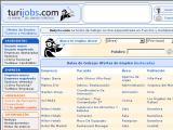 Turijobs.com :: Portal de empleo, canal de oferta y demanda on-line, especializado exclusivamente en el Sector turístico.