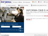 Informa.es :: Información de empresas para empresas. Bases de datos de empresas para marketing directo