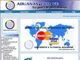 Aduanas.com.ve :: Compilación de material aduanero de Venezuela