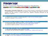 PrincipioLegal.com :: Portal con informacion legal internacional para realizar emprendimientos, empresas, marcas, patentes, software legal