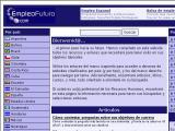 EmpleoFuturo.com :: Portal de empleos y Recursos Humanos. Cientos de enlaces a los portales y empresas consultoras de RRHH, categorizados por tema y pais