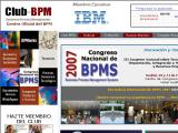 Club BPM - Business Process Management :: Portal del Centro Oficial del BPM que tiene como misión la promoción, difusión y enseñanza del Business Process Management y de los BPMS (Business Process Management Systems).