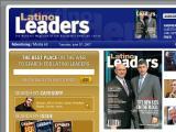 LatinoLeaders.com :: Revista sobre líderes latinos e hispanos