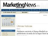 Marketing News :: Diario del marketing, medio de información dirigido a los profesionales del marketing