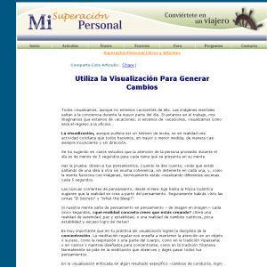 MiSuperacionPersonal.com :: Realiza un trabajo profundo y permanente de crecimiento personal