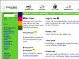 BoliviaWeb :: Portal y buscador de Bolivia