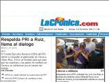 La Cronica ::