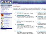NIC Paraguay ::