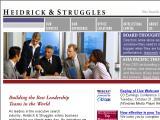 Heidrick & Struggles International :: Empresa transnacional de reclutamiento ejecutivo
