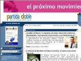 PartidaDoble.es :: Publicacion que ofrece una vision integral de la normativa legal que afecta a la contabilidad y la administracion de las empresas