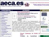 Asociacion Española de Contabilidad y Administracion de Empresas :: Institucion profesional española emisora de Principios y Normas de Contabilidad generalmente aceptados