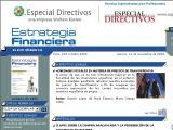 EstrategiaFinanciera.es :: Publicacion profesional orientada a ofrecer contenidos formativos, informativos y divulgativos sobre la gestion de los responsables financiero administrativos