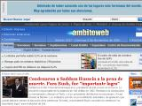 Ambito Web :: Noticias del ambito financiero, de Argentina y el mundo