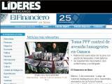 El Financiero :: EL periodico de verdad en tu poder - noticias de finanzas en Mexico