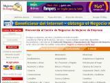 Mujeresdeempresa.com :: Comundad de negocios para mujeres latinas.
