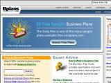 Bplans.com :: Software para desarrollo de planes de negocio, incluye varios de ejemplo