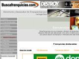 BuscaFranquicias.com :: Buscador de franquicias en España, clasificadas por categorias.