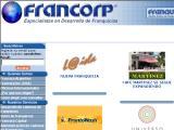 Francorp :: Consultora de desarrollo de franquicias. Consejos para franquiciar, comprar una franquicia, etc.