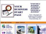 The Business Start Page :: Informacion y recursos para administrar un negocio