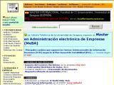 Cibertconta :: Web de la Universidad de Zaragoza sobre Contabilidad y Auditoria. Extensa compilacion de recursos