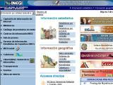 Instituto Nacional de Estadistica, Geografia e Informatica (INEGI) :: Organismo oficial de estadisticas en Mexico
