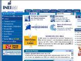 Instituto Nacional de Estadistica e Informatica (INEI) :: Organismo oficial de estadisticas en Peru