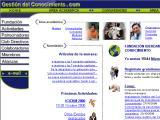 GestionDelConocimiento.com :: Punto de encuentro para interesadas en la Gestion del Conocimiento y el Capital Intelectual