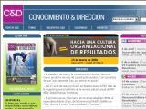 ConocimientoyDireccion.com :: Revista de Argentina dirigidas a todas las actividades del area de RRHH. Fuente de capacitación permanente para los profesionales y una herramienta generadora de oportunidades para empresas.