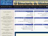 ConexionEjecutiva.com :: Portal de informacion sobre negocios en Mexico, con un directorio que incluye 5,000 registros de la gente mas importante en Mexico