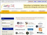 LatPro :: Empleos para profesionales bilingues (Ingles-Español o Portugues-Español)