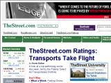 TheStreet.com :: Informacion de Finanzas, Bolsa e Inversiones